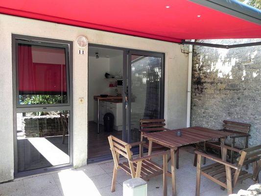 Appartement île de Ré (28 m²)