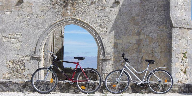 Location de vélos sur l'île de Ré