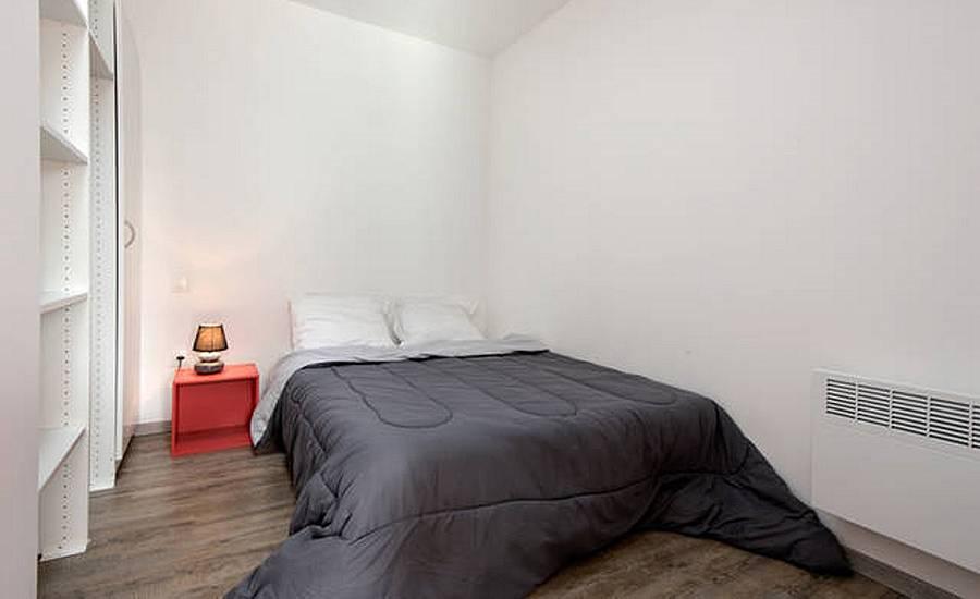 Appartement T2-28m² Chambre