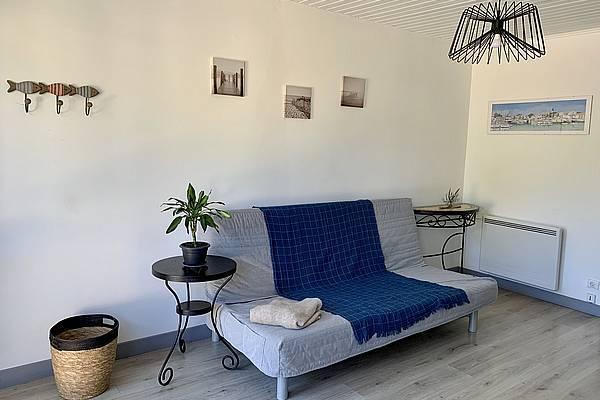Appartement île de Ré (33 m²)